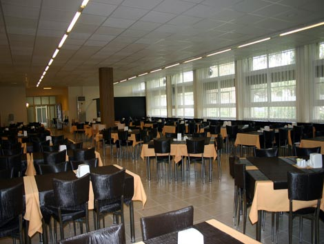 Faculty of Agriculture Dining Hall